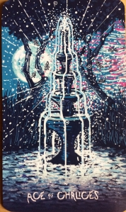 Ace of Cups - Prisma-Vision Tarot