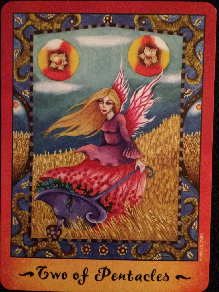 Weekly Tarot Card Pt 1: Observation And
